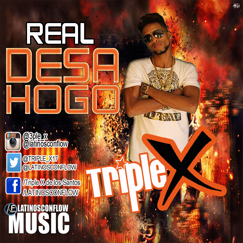 REAL DESAHOGO COVER