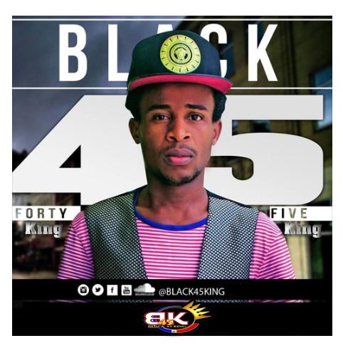 Image result for black 45 king